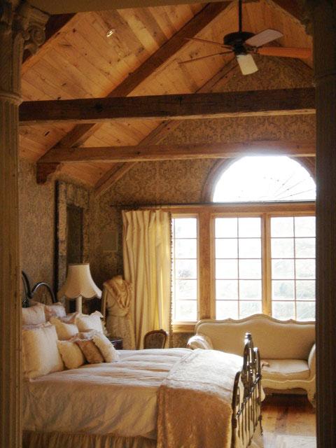 Shabby Chic Master Bedroom, Morristown NJ