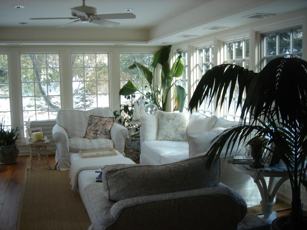 patio interior by James Girouard