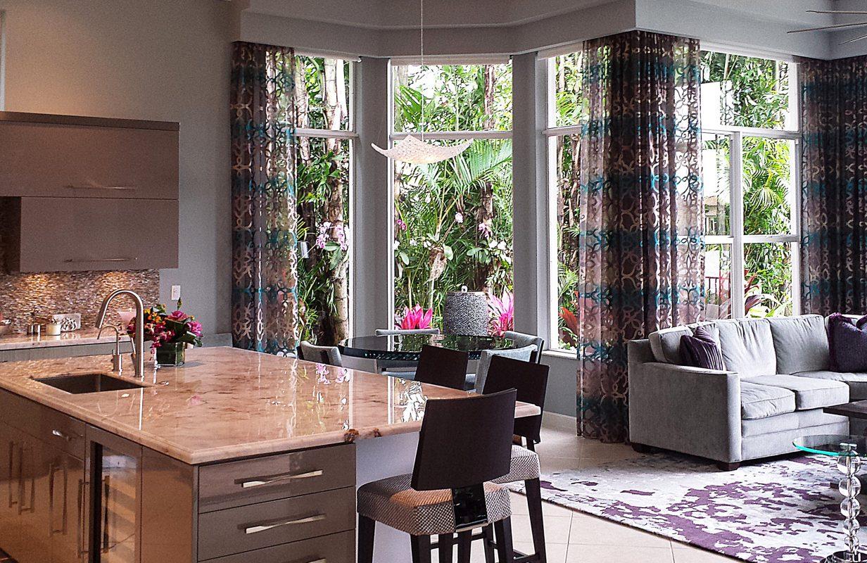 palm beach contemporary interior design